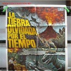 Cine: LA TIERRA OLVIDADA POR EL TIENPO. Lote 278668753