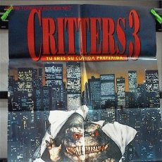 Cine: CRITTERS 3. Lote 1581078