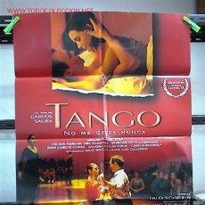 Cine: TANGO. Lote 1585160