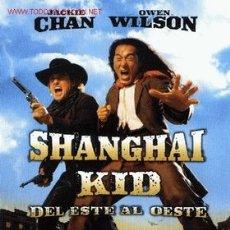 Cine: SHANGHAI KID (JACKIE CHAN). Lote 4641015