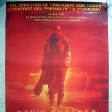 Cine: MENSAGERO DEL FUTURO - KEVIN COSTNER. Lote 13593957