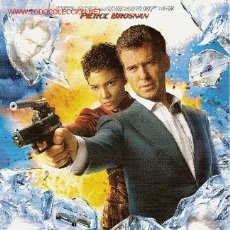 Cine: '007 MUERE OTRO DÍA', CON PIERCE BROSNAN. TAMAÑO FOLIO.. Lote 22026008