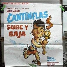 Cine: CANTINFLAS SUBE Y BAJA. Lote 1938229