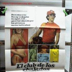 Cine: EL CLUB DE LOS CHALADOS. Lote 1977172