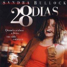 Cine: '28 DÍAS', CON SANDRA BULLOCK.. Lote 22628981