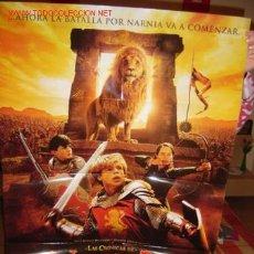 Cine: 'LAS CRÓNICAS DE NARNIA', DE DISNEY PICTURES.. Lote 27375227