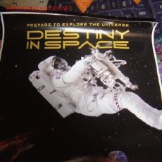 Cine: 'DESTINY IN SPACE'. FILMADO EN FORMATO IMAX 70 MM.. Lote 21640717