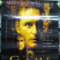 Cine: THE GAME . ORIGINAL. Lote 2501434