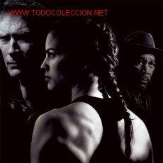Cine: 'MILLION DOLLAR BABY', DE CLINT EASTWOOD. TAMAÑO FOLIO.. Lote 6461037