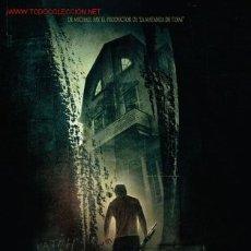 Cine: 'LA MORADA DEL MIEDO'. TERROR.. Lote 172693724