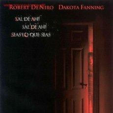 Cine: 'EL ESCONDITE', CON ROBERT DE NIRO.. Lote 27188174