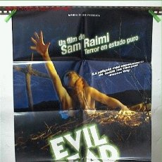Cine: EVIL DEAD POSESION INFERNAL. Lote 37292910