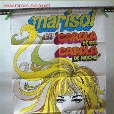 Cine: MARISOL CAROLA DE DIA CAROLA DE NCHE. Lote 113223300