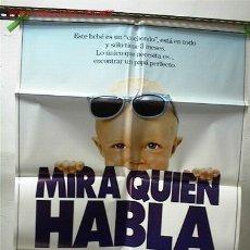 Cine: MIRA QUIEN HABLA. Lote 128521123