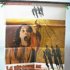 Cine: LA INVASION DE LOS ULTRACUERPOS. Lote 204353711