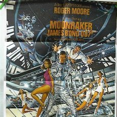 Cinema: 007 MOONRAKER. Lote 10211739