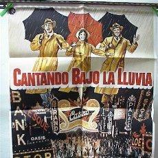 Cine: CANTANDO BAJO LA LLUVIA. Lote 134077490