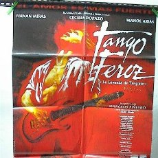 Cine: TANGO FEROZ. Lote 3050240