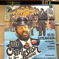 Cine: MR CHARLESTON Y SUS SECUACES. Lote 30447593