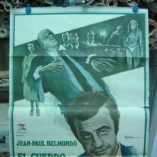 Cine: EL CUERPO DE MI ENEMIGO - JEAN-PAUL BELMONDO - AÑO 1977. Lote 9919766