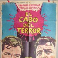 Cine: EL CABO DEL TERROR. Lote 10193591