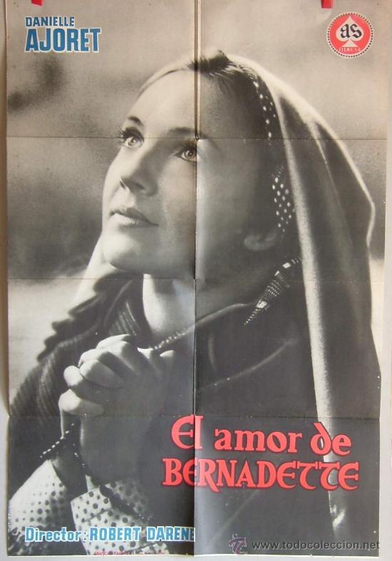 EL AMOR DE BERNADETTE (Cine - Posters y Carteles - Documentales)