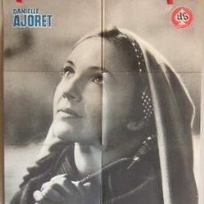 Cine: EL AMOR DE BERNADETTE. Lote 10292718