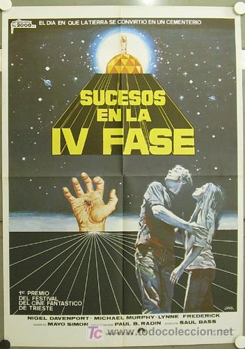 ft20 sucesos en la cuarta fase saul bass poster - Comprar Posters de ...