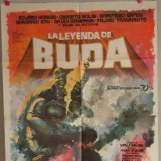 Cine: LA LEYENDA DE BUDA. Lote 10382218
