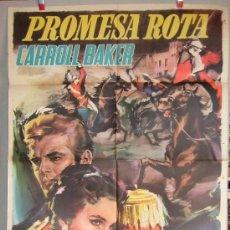 Cine: PROMESA ROTA. Lote 10584964
