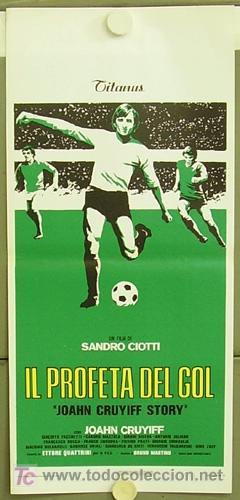 GG92 COLECCION FUTBOL 23 POSTERS ORIGINALES ITALIANOS 33X70 (Cine - Posters y Carteles - Deportes)