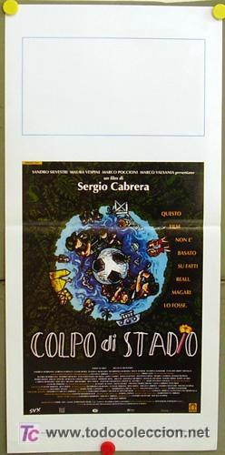Cine: GG92 COLECCION FUTBOL 23 POSTERS ORIGINALES ITALIANOS 33X70 - Foto 12 - 20414005