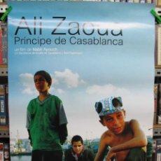 Cinema: ALI ZAOUA PRINCIPE DE CASABLANCA. Lote 11913393
