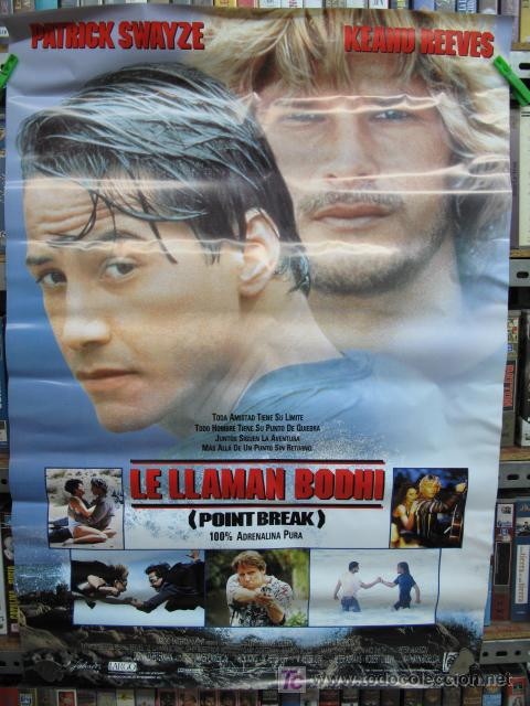 LE LLAMAN BODHI (Cine - Posters y Carteles - Acción)