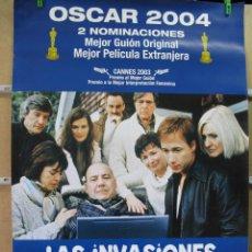 Cine: LAS INVASIONES BARBARAS. Lote 47811333