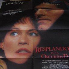Cine: RESPLANDOR EN LA OSCURIDAD. Lote 12227456