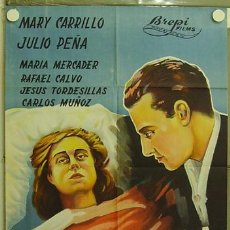 Cine: HF30 MARIANELA MARY CARRILLO JULIO PEÑA BENITO PEROJO POSTER ORIGINAL 70X100 ESPAÑOL LITOGRAFIA. Lote 12292668