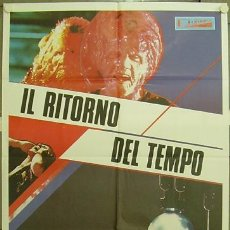Cine: HO17 RE-SONATOR FROM BEYOND STUART GORDON H P LOVECRAFT POSTER ORIGINAL 100X140 ITALIANO. Lote 12602150