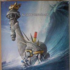 Cine: ORIGINALES DE CINE: DISASTER MOVIE - 70X100. EN ROLLO.. Lote 21125169