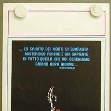 Cine: HY17 LA ENDEMONIADA AMANDO DE OSSORIO POSTER ORIGINAL ITALIANO 33X70. Lote 116092735