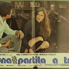 Cinema: IA91 LA CHICA DEL MOLINO ROJO MARISOL POSTER ORIGINAL ITALIANO 47X68. Lote 13275528