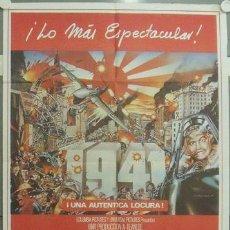 Cine: IO45 1941 STEVEN SPIELBERG JOHN BELUSHI POSTER ORIGINAL 70X100 ESTRENO. Lote 13906761