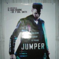 Cine: JUMPER POSTER ORIGINAL 70X100. Lote 167744197
