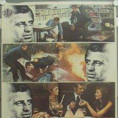 Cine: IP15 EL HEREDERO JEAN-PAUL BELMONDO POSTER ORIGINAL 70X100 ESTRENO. Lote 13911529