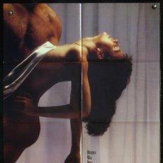 Cine: MORTAL PASSIONS - 1989 - ANDREW LANE - ZACH GALLIGAN - KRISTA ERRICKSON - POSTER ORIGINAL USA. Lote 14216403