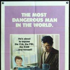 Cine: UN ENREDO PARA DOS - 1980 - RONALD NEAME - WALTER MATTHAU - GLENDA JACKSON - POSTER ORIGINAL USA. Lote 14218017