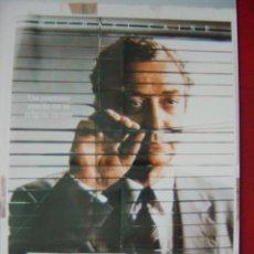 Cine: EJECUTIVO EJECUTOR, MICHAEL CAINE - AÑO 1990. Lote 27485337