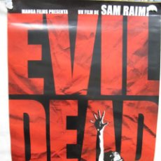 Cine: EVIL DEAD POSESION INFERNAL. Lote 15943409
