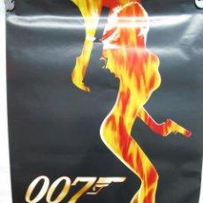 Cine: 007 EL MUNDO NUNCA ES SUFICIENTE AVANCE. Lote 116993886