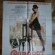 Cine: LOTE DE 21 CARTELES ORIGINALES DE CINE, AÑOS 70. . Lote 25704101